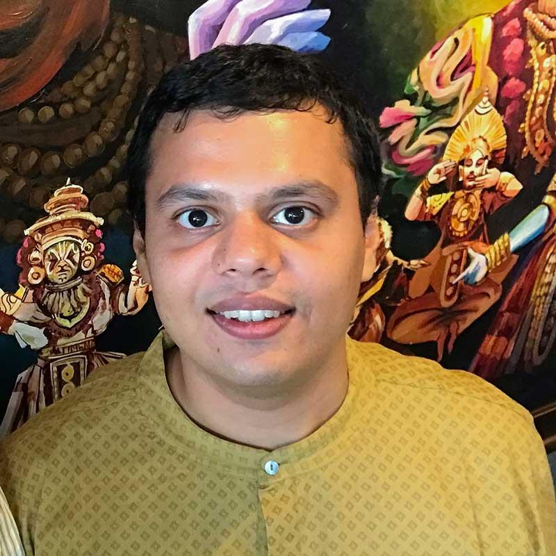 Srinivas Govinda Surampudi